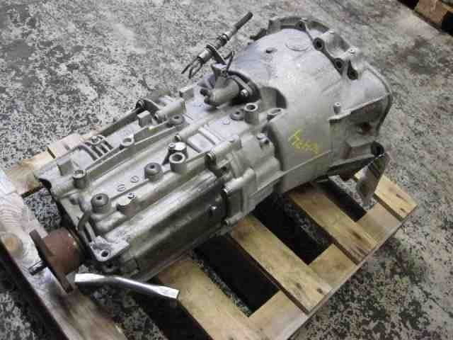 Gear Box 6 Speed - BMW 1-Series -06