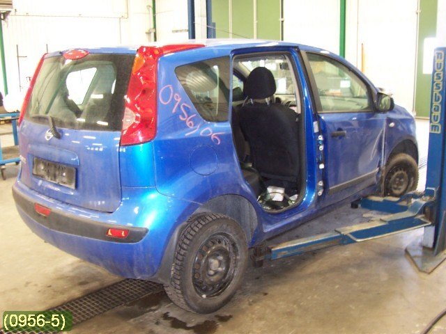 Other front - Nissan Note -07
