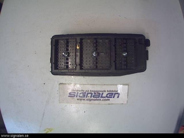 1995 chevrolet blazer fuse box fuse box / electricity central - chevrolet captiva -07 ... #6