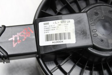 Heating fan - Honda CR-V -14 - -