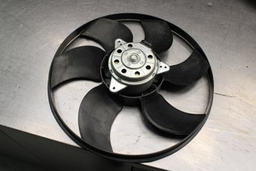 Electric cooling fan - Renault Kangoo -17 - -