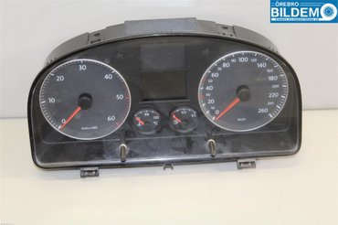 Combined Instrument - VW Caddy -07 1T0920854CX - 1T0920853C
