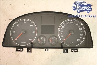 Combined Instrument - VW Caddy -10 1T0920864A -
