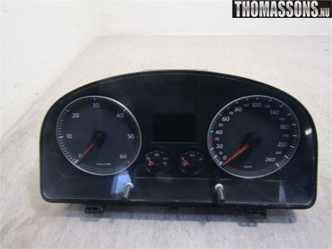 Combined Instrument - VW Caddy -10 1T0920853CXZ02 -