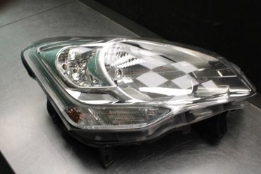 Head light - Peugeot Partner -17 9682828180 -