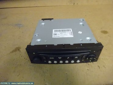 CD Radio - Citroen C3 -16 16 161 511 80 16 106 916 XT