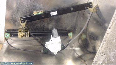 Window lifter electric complete - Audi A4, S4 -15 8K0837461D -