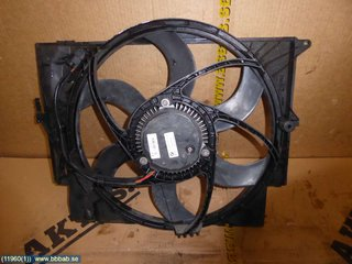 Electric cooling fan - BMW 3-Series -09 500 0636 00 1632 6 937 515