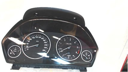 Combined Instrument - BMW 3-Series -15  17649411 62109365919