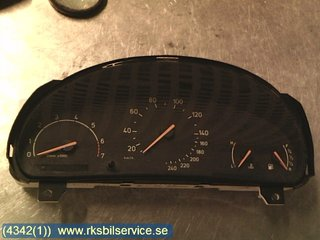 Combined Instrument - Saab 9-5 -99 5042007K 69795870T