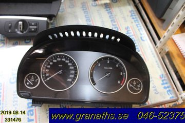 Combined Instrument - BMW X3 -12  928048301 223226911