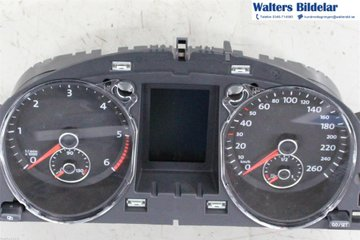 Combined Instrument - VW Passat -12 3AA920870DX 3AA920870D