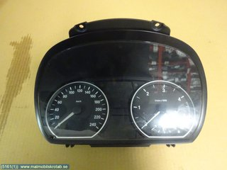 Combined Instrument - BMW 1-Series -09 62 10 9 283 801