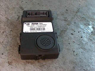 Other Control unit  - Saab 9-5 -07  12772937