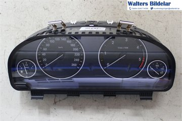 Combined Instrument - BMW 5-Series -10 62109358981  9227614