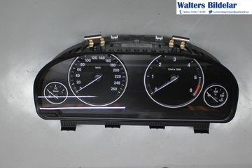 Combined Instrument - BMW 5-Series -12  25811511 9280483