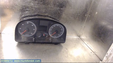 Combined Instrument - VW Caddy -07 2K0920843C