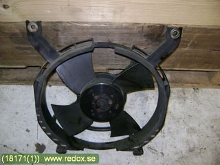 Electric cooling fan - Nissan 240ZX, 280ZX, 300ZX -92  CALSONIC