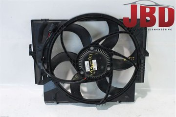 Electric cooling fan - BMW 3-Series -05 17428506668
