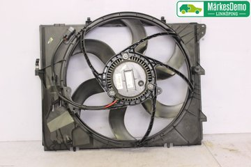 Electric cooling fan - BMW 3-Series -08 17117590699