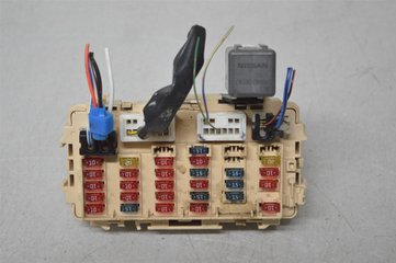 fuse box / electricity central - nissan x-trail 01-07 fuse box for 2004 nissan x trail fuse box for 2004 cadillac cts