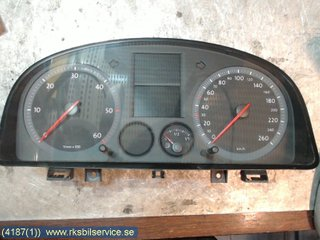 Combined Instrument - VW Caddy -06 2K0920842C