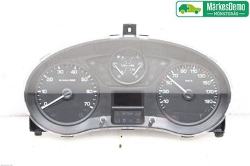 Combined Instrument - Citroen Berlingo -16 9801642280