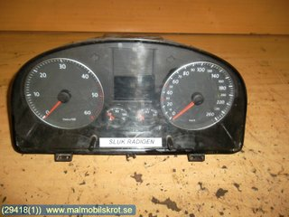 Combined Instrument - VW Caddy -07  A2C53023102
