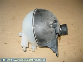 Expansion tank - Mercedes B-Class -07 1695000149