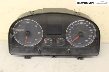 Combined Instrument - VW Touran -09 1T0920864AX  1T0920864A
