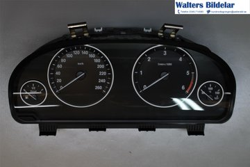 Combined Instrument - BMW 5-Series -12 92109358981 25811511 928048301