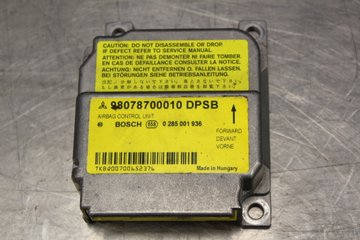 Other Control unit  - Mitsubishi Colt -07 98078700010 0285001936