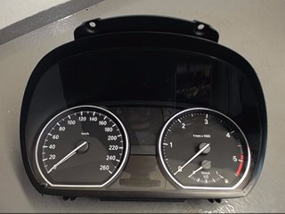 Combined Instrument - BMW 1-Series -09 62109283803 102495593 9187048
