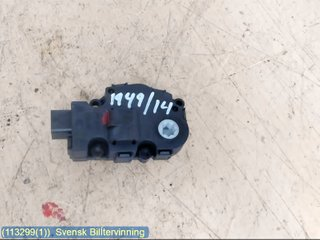 Heater regulator engine - BMW 1-Series -14 64119321034 EFB491