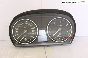 Combined Instrument - BMW 3-Series -12 62 10 9 316 152  9242371