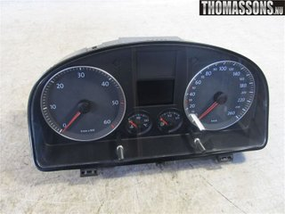 Combined Instrument - VW Caddy -07 1T0 920 853 CX Z02