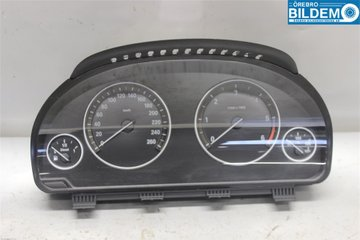 Combined Instrument - BMW 5-Series -11 62109358981  9280483