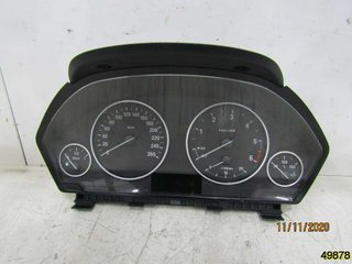 Combined Instrument - BMW 3-Series -12 62 10 8 718 256  62109283314