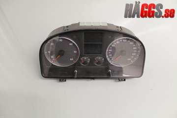 Combined Instrument - VW Touran -05   1T0920861A
