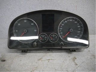 Combined Instrument - VW Caddy -09 09228408AA