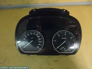 Combined Instrument - BMW 1-Series -10 62 10 9 283 803