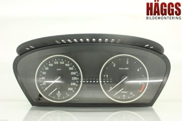 Combined Instrument - BMW X5 -11 62109236818 A2C53100844 62119218853