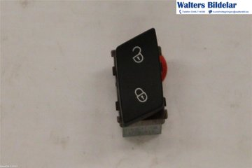Central lock Switches - Skoda Superb -08 3T0962125B