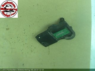 Mass air-flow sensor - Mitsubishi Colt -06 MR985032CLE 0261B04314