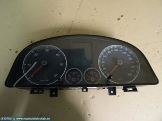 Combined Instrument - VW Caddy -07  1T0920873A
