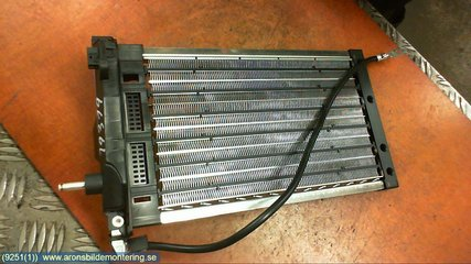Heating package extra - BMW 3-Series -06  985323R