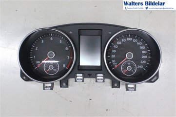 Combined Instrument - VW Golf, e-Golf -12 5K0920872X  5K0920872