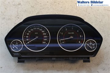 Combined Instrument - BMW 3-Series -12 62106847247  9232895